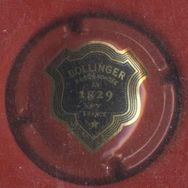 Capsulabulles - Bollinger maison fondee en 1829 ...